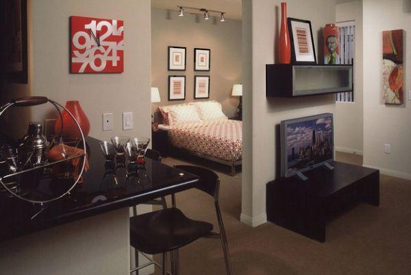 Bedroom Rug Arrangement