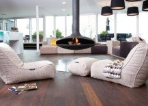 An-orb-fireplace-and-bean-bag-recliner-chairs-seem-like-an-ideal-fit-for-the-bachelor-pad-217x155