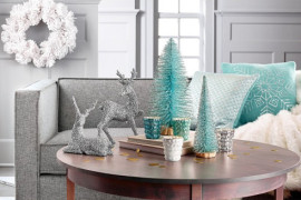 3 Edgy Palettes of Holiday Colors for a Vibrant Interior