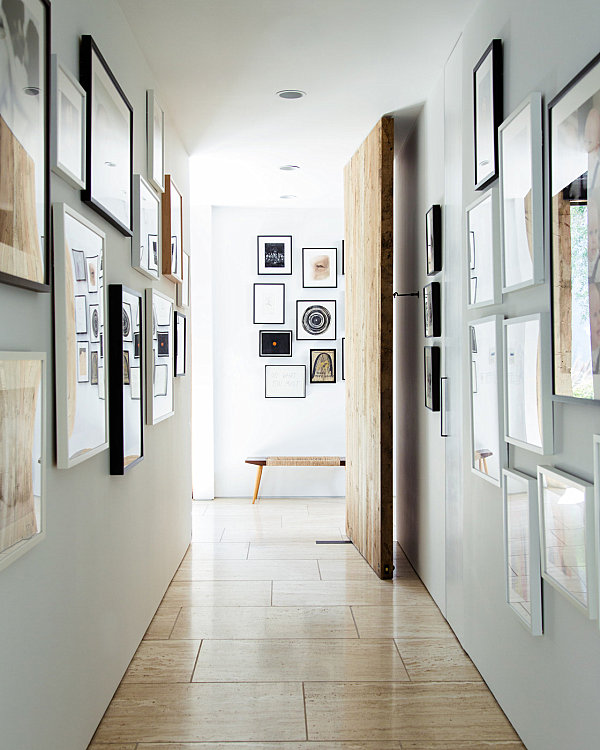 Foyer Office Uk : Hallway decorating ideas that sparkle with modern style