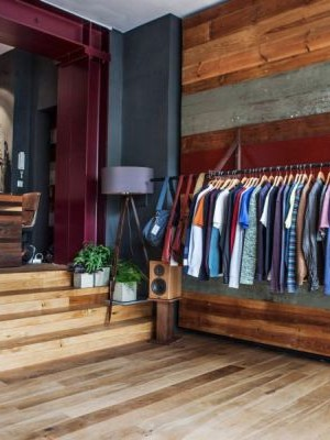 Atelier Akeef, Berlin Menswear Boutique with Sustainable Design