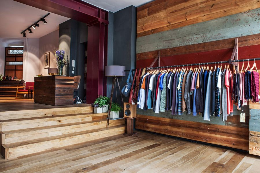 Atelier Akeef Berlin Menswear Boutique Sustainable Style Meets Eco Friendly Design At Atelier Akeef