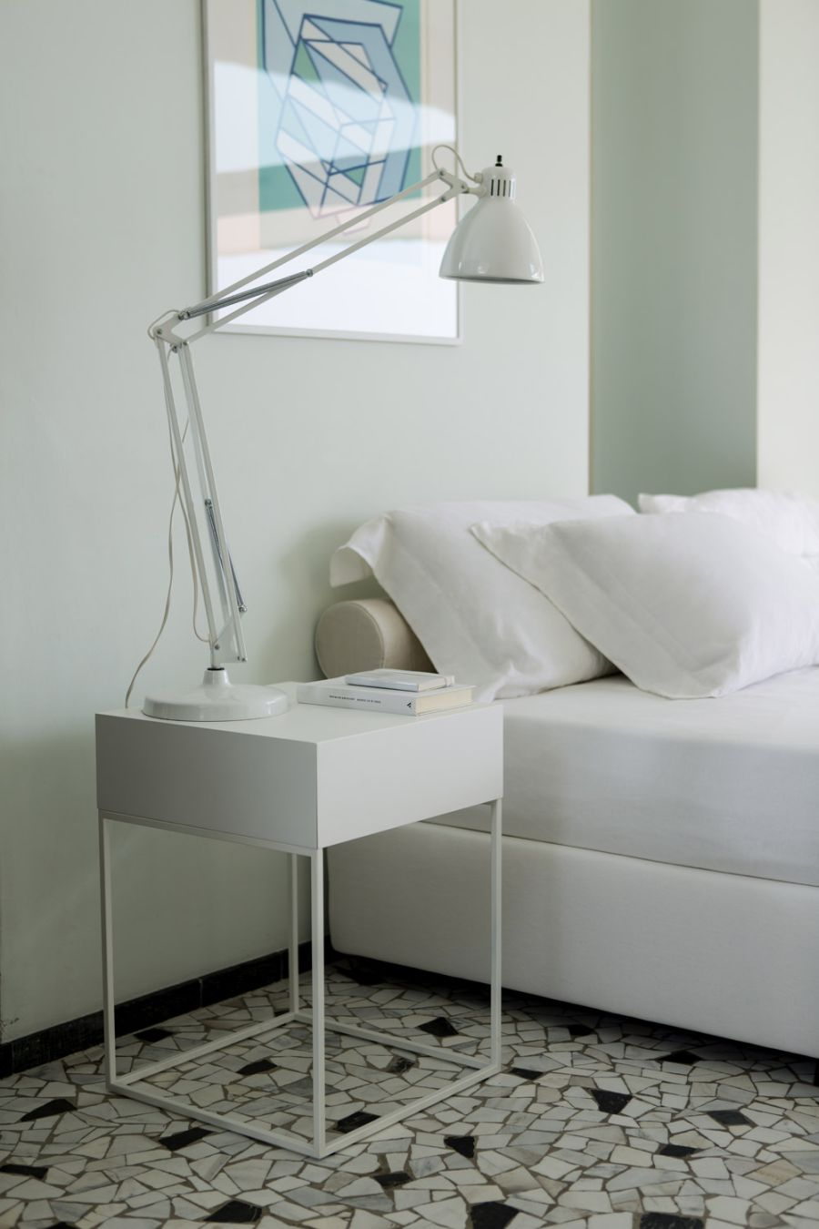 Best Bedside Tables With Minimalist Natural Wooden Materials With Nice Single Drawers With