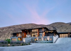 Badger Mountain House in Richland, Washington