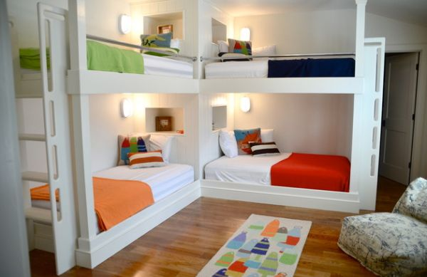Kids Room Ideas Bunk Beds 50+ modern bunk bed ideas for small bedrooms