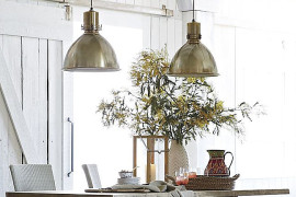 12 Easy Ways to Add a Touch of Gold to Your Decor