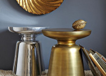 Get This Look: Silver and Gold Design