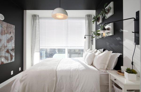 Brilliant bedroom sports green wall planters