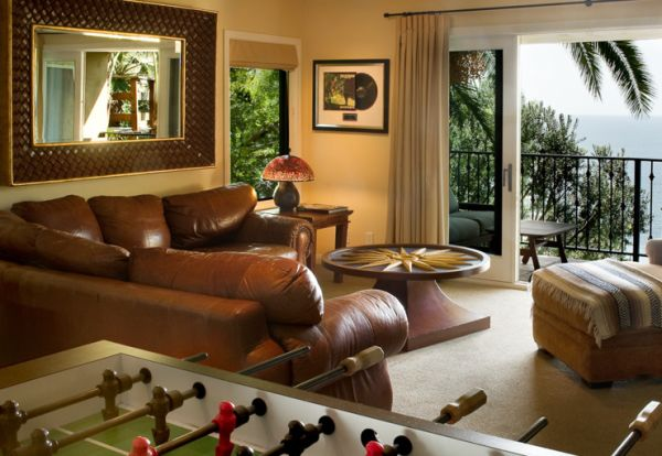 Bring a hint of playfulness to the living room