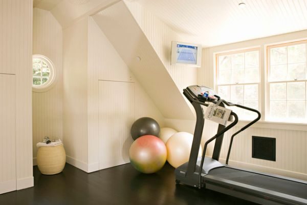 70 home gym ideas and gym rooms to empower your workouts for How to create a home gym