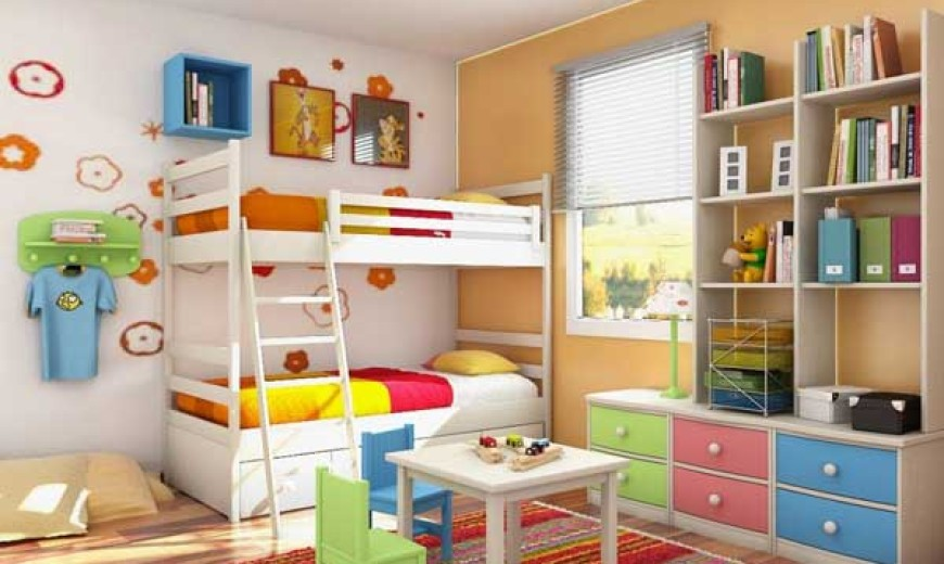 50+ Modern Bunk Bed Design Ideas for Small Bedrooms