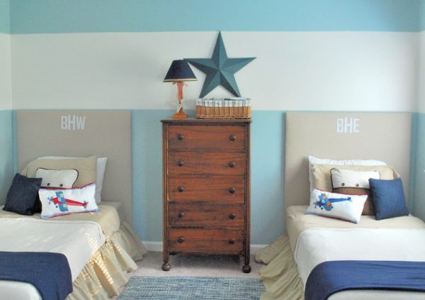 Colors that bring in the clean coastal look