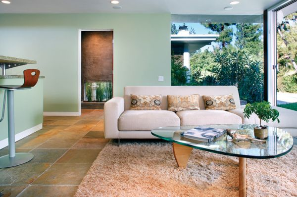 View In Gallery Combine The Stylish Coffee Table With A Cool Sectional Sofa