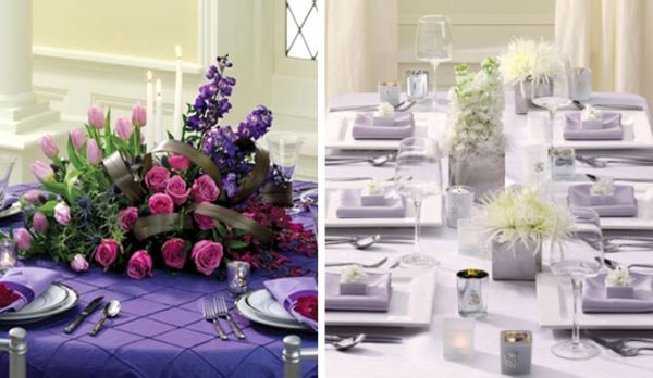 16 Thanksgiving Decor Ideas In Purple