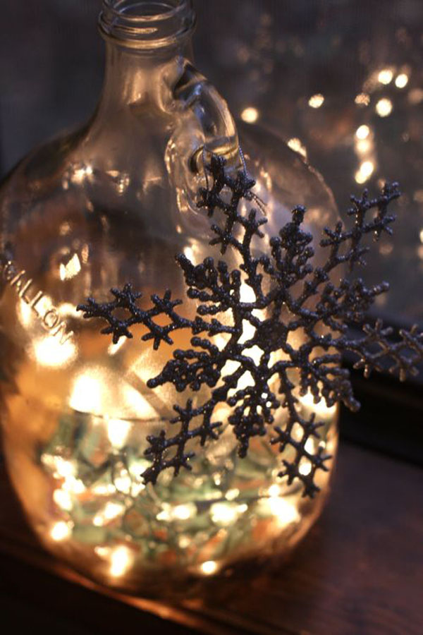 DIY Bottle Lights for Christmas (1)