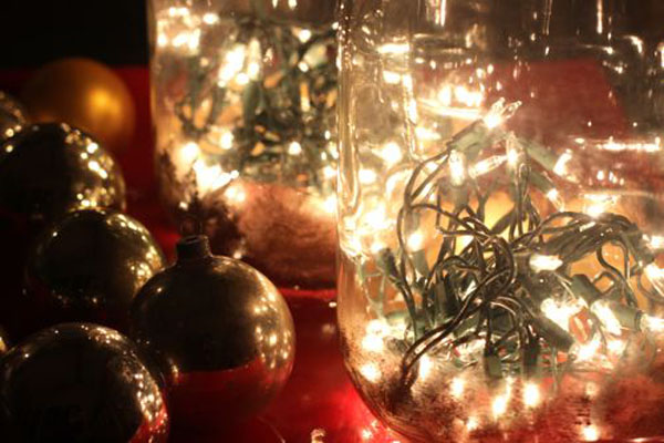 Illuminate This Christmas With Diy Bottle Lights