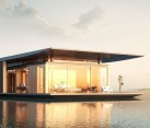 Ecologically responsible and sustainable design of floating house