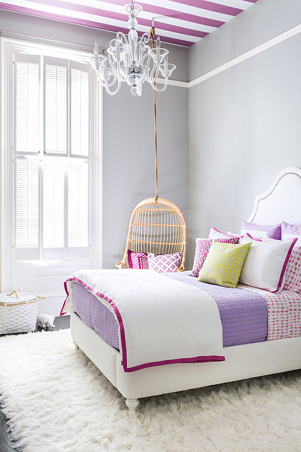 12 cool room ideas for girls for Beautiful room design for girl