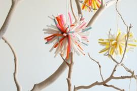 20 Felt Christmas Ornaments for a Festive Tree