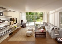 Floating-shelves-add-an-airy-appeal-to-the-living-room-217x155
