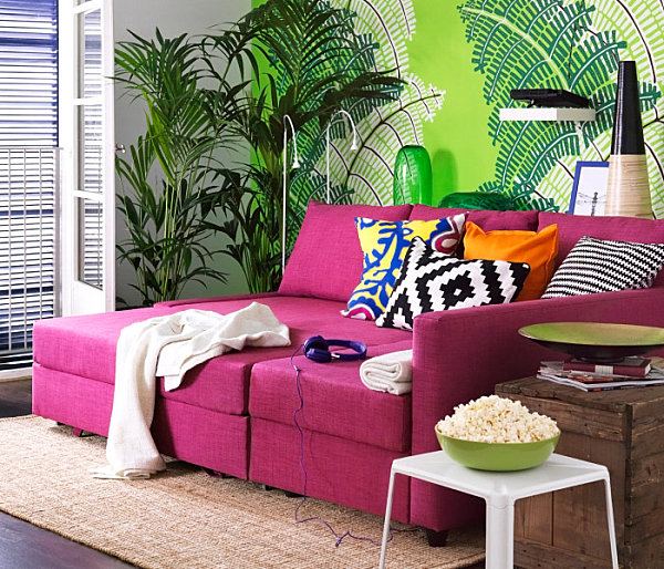 Furnishings and decor from IKEA Interior Design on a Budget: 10 Tricks That Maximize Style