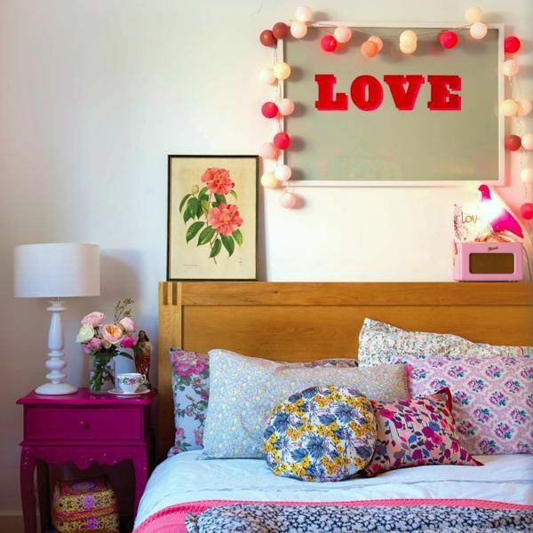 Decoration For Girls Bedroom Simple Decoration View In Gallery ...