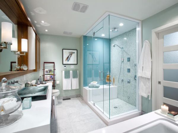 Steam Showers For Some Home Spa Like Luxury!