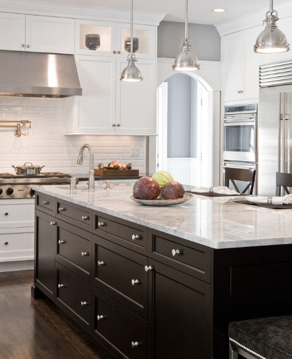 Small White Kitchen Island: How To Design A Beautiful And Functional Kitchen Island
