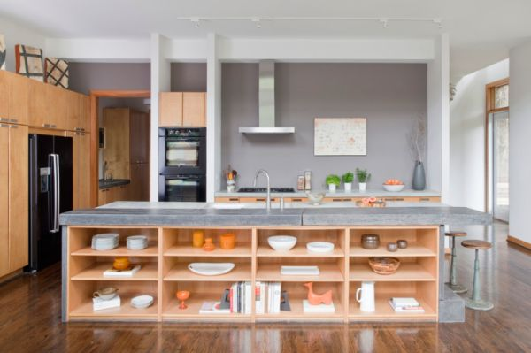 Beautiful And Functional Storage With Kitchen Open: How To Design A Beautiful And Functional Kitchen Island