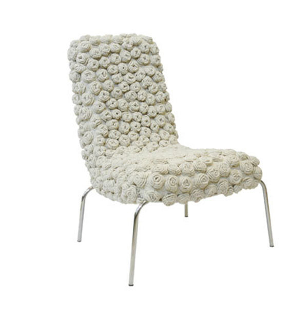 Knitted Furniture and Furnishings for Winter (12)