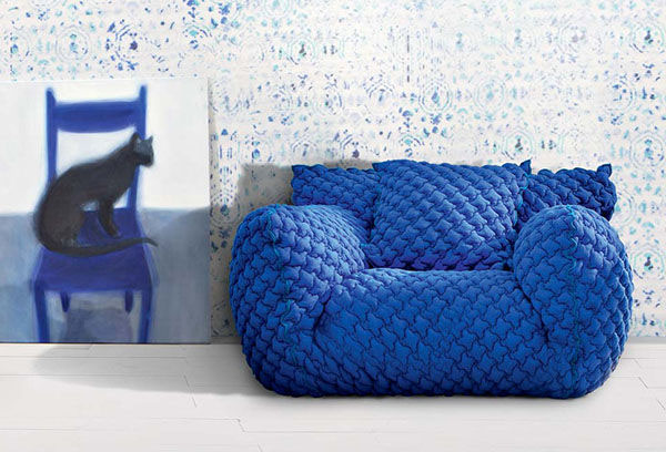 Knitted Furniture and Furnishings for Winter (16)