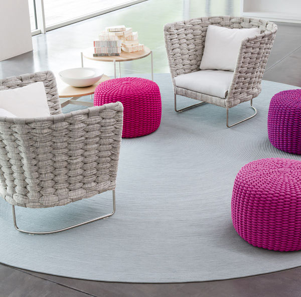 Knitted Furniture and Furnishings for Winter (2)