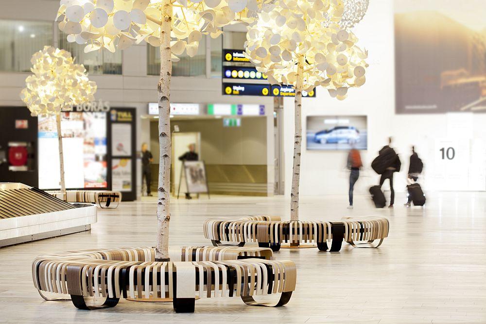 Leaf Lamp Tree – Copenhagen University