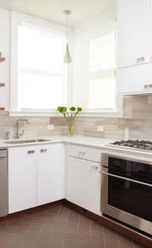 Lighting a small kitchen right