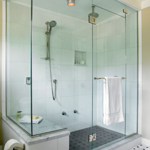 Steam showers for some home spa like luxury for Build steam shower