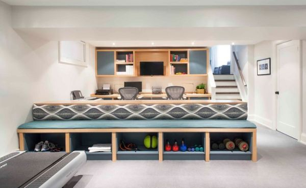 garage workout room ideas - 70 Home Gym Ideas and Gym Rooms to Empower Your Workouts