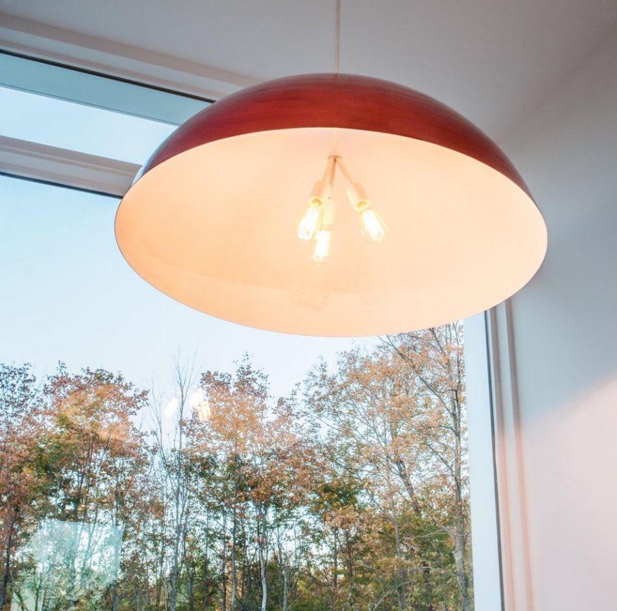 Modern pendant light design