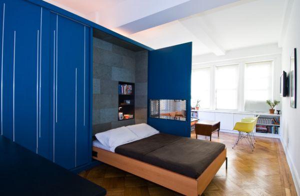 60 stylish bachelor pad bedroom ideas for Small bachelor pad