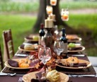 Natural thanksgiving decor ideas
