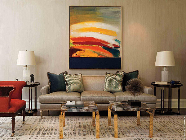 Colors and mood how they affect interior design for Neutral interior design