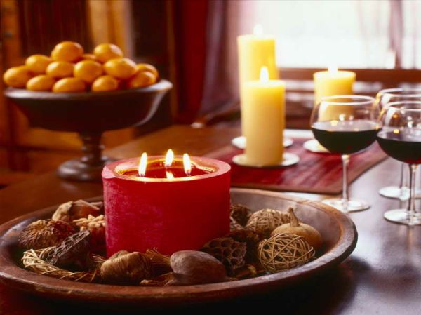Never miss out on the warmth tha candles bring!