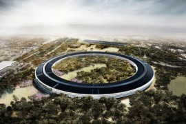 New Apple Headquarters Design Cupertino