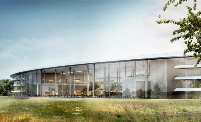 New Apple campus all set to take shape in Cupertino