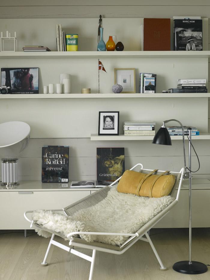 Plush textures create warm interiors