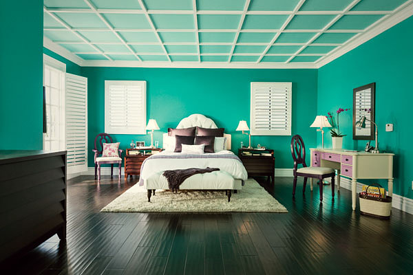 Bedroom Design Ideas Teal