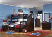 Merveilleux Designing A Bunk Bed Or Picking One For Your Home Is Not Just About  Maximizing Space. Form Is An Equally Important Factor, And When Picking The  Right Decor ...