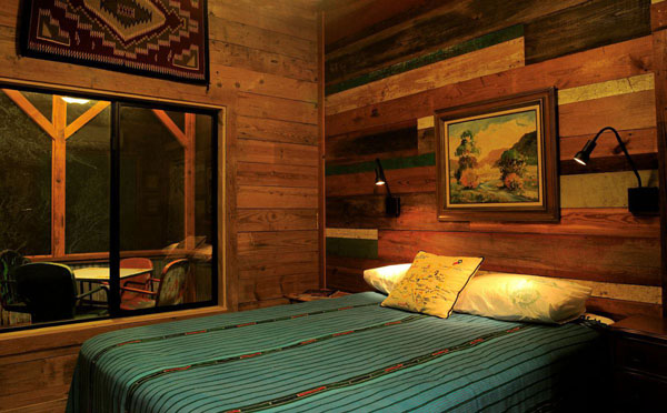 Rustic Bedrooms Decoist (12)