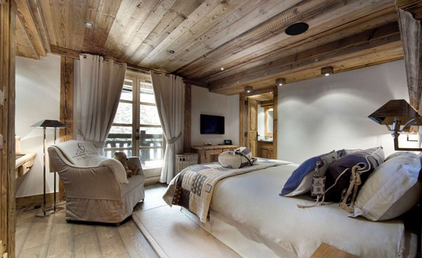 Rustic Bedrooms Decoist (14)