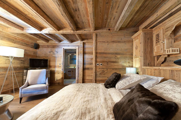 Best Rustic Bedroom Ideas Defined For High Inspiration: 21 Cheerful Rustic Bedrooms To Inspire You This Winter