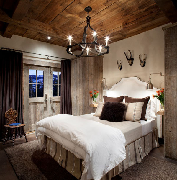Rustic Bedrooms Decoist (8)